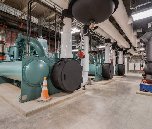 Louis Armstrong New Orleans International Airport – Central Utility Plant