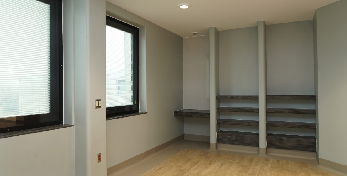 Interior of Remodel