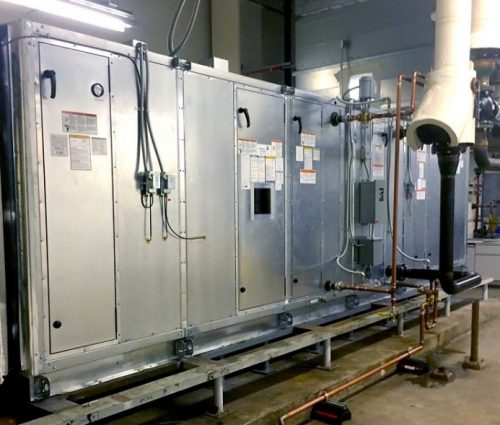 Design-Build Air Handler 2, 12, 21 & 22