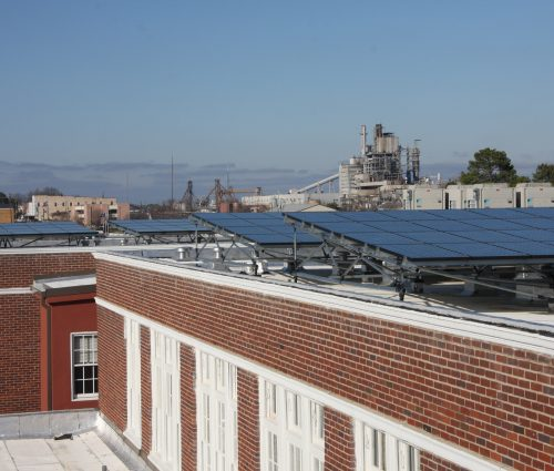 Historic Bastrop High School Renovation – Solar Project