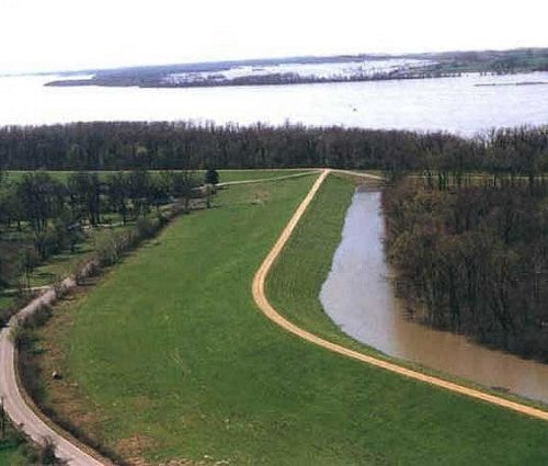 Jefferson Heights Levee
