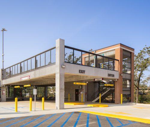 Construct Parking Garage